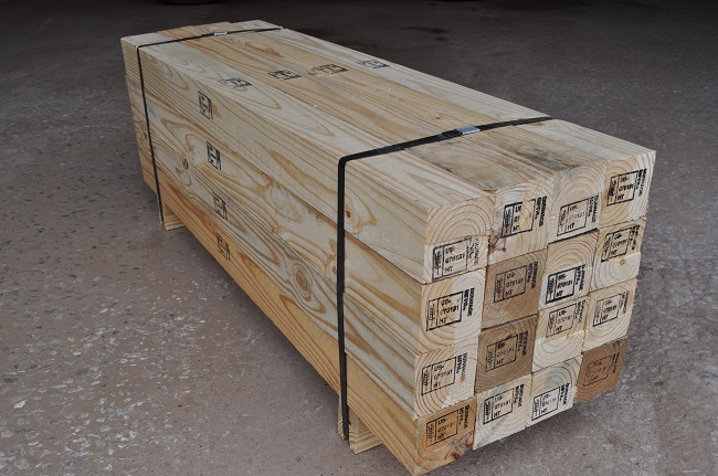 why are wooden pallets heat treated