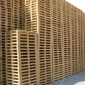 Environmentally Friendly Pallets
