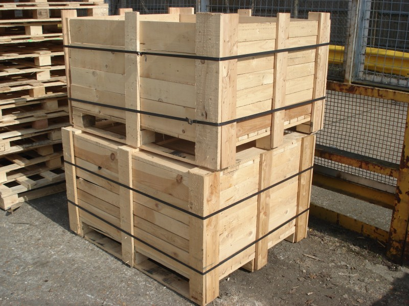 Heat Treated Timber
