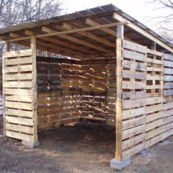 wooden pallet recycling