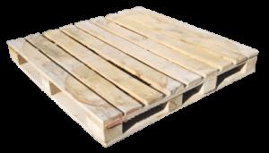 Used Wooden Pallet | UK Standard Pallets | 1200 x 1000mm