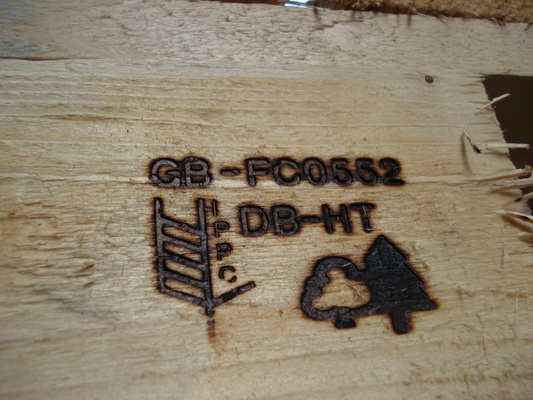 The Most Effective Way Of Doing This Is Through Use Heat Treated Pallets