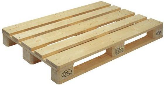 Euro Wooden Pallets Epal 1200 X 800mm Heat Treated