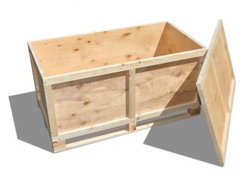 wooden crate southampton
